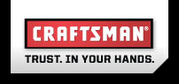 Craftsman Trust in Your Hands Logo