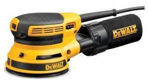 Dewalt 5″ Low-Profile Random Orbit Sander