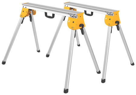 New Dewalt Jobsite Work Stands And Miter Saw Stands