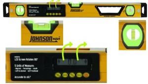Johnson Glo-View Digital Level