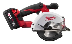 Milwaukee 2682-22 M18 Metal Cutting Saw Side View
