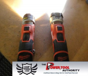 Milwaukee M12 LED and Xenon Flashlight Comparison by Coptool