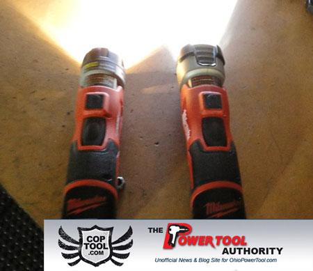 Milwaukee M12 Led Vs Xenon Flashlight Comparison By Coptool