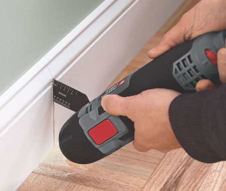 Porter Cable Corded Oscillating Multi Tool Review