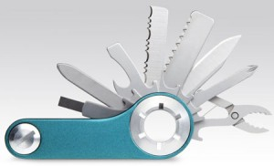 Quirky Switch Modular Pocket Knife