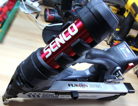 Senco Fusion Cordless Finish Nailer Review