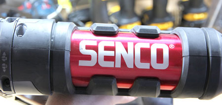 Senco Fusion Finish Nailer Barrel