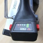 Senco Fusion Finish Nailer Battery Gauge