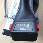 Senco Fusion Finish Nailer Battery Gauge