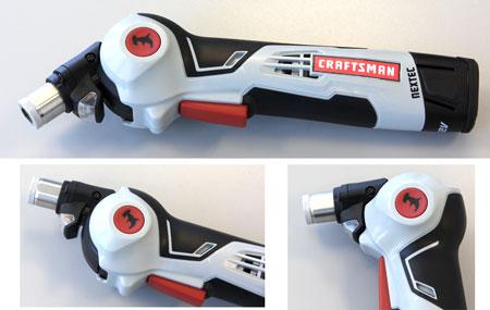 craftsman nextec g2 hammerhead auto hammer with pivoting head. Black Bedroom Furniture Sets. Home Design Ideas