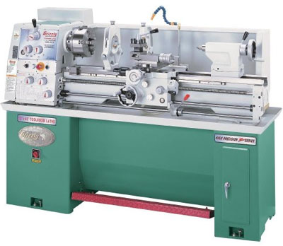 Grizzly Large Metalworking Lathe