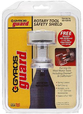Gyros Guard Dremel & Rotary Tool Safety Shield