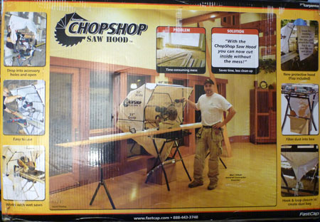 Best Box Art Award Goes to FastCap for Their ChopShop Saw Hood