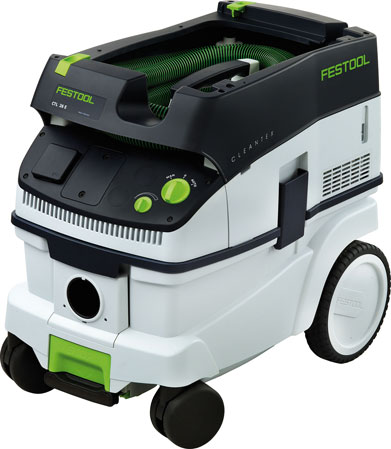 Festool CT26 E Dust Extractor