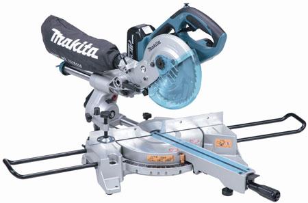New Makita 18V LXT Cordless Sliding Compound Miter Saw (LXSL01)