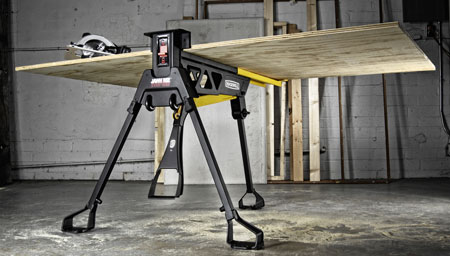 Rockwell Jawhorse SheetMaster RK9002 Clamping Full Sheet of Plywood