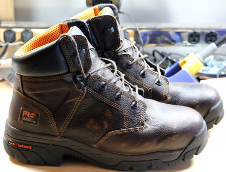 Timberland PRO Helix Work Boot Review