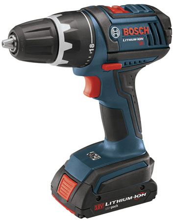 Bosch DDS180-02 18V Compact Tough Drill Driver Cordless