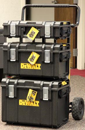 Dewalt ToughSystem Tool Storage System
