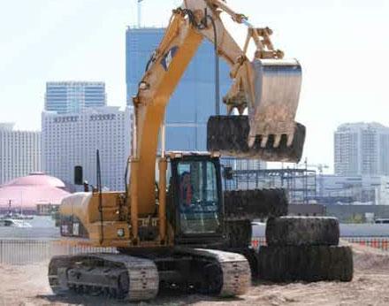 Dig This Las Vegas Heavy Construction Equipment Sandbox