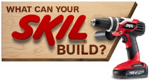 Skil What Can Your Skil Build Contest