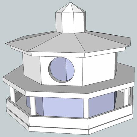 ToolGuyd Birdhouse Competition Model