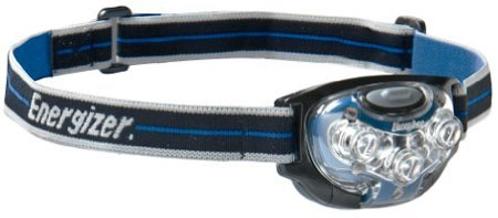 Energizer Trail Finder LED Headlamp