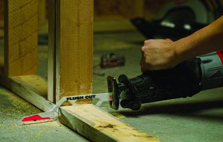 New Milwaukee Sawzall Flush Cutting Reciprocating Saw Blade