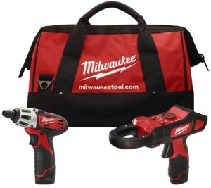 Milwaukee M12 2239-23 Clamp-on Meter and Screwdriver Combo Kit