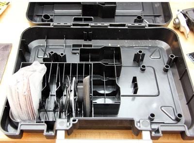 Porter Cable Oscillating Multi-Tool Kit Box