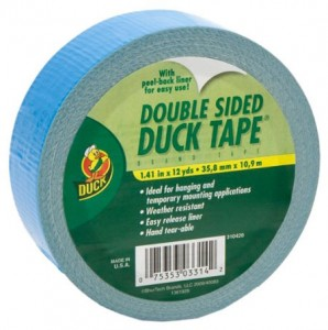 Duck Double Sided Duct Tape