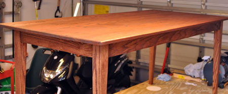 DIY Project: How to Make a Dining Room Table With Pocket Holes