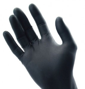 Microflex Midknight Nitrile Gloves