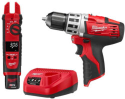 Milwaukee M12 Fork Meter and Drill Driver Combo Kit
