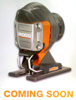 Ridgid JobMax Jig Saw Tool Head