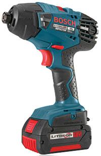Bosch 26618 Tri-Mode Cordless Impact Drill Driver