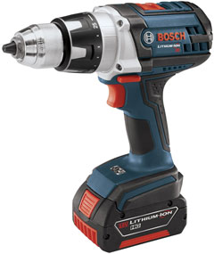 Bosch DDH181-01 Heavy Duty Hammer Drill Kit