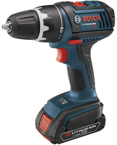 Bosch DDS181 Compact Cordless Drill Kit