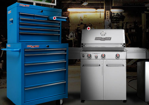 Channellock Giveaway Tool Chest and Grill
