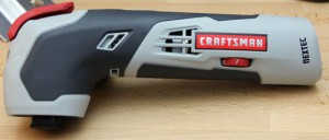 Craftsman G2 Cordless Nextec Multi-Tool with Tool-Free Blade Change Review