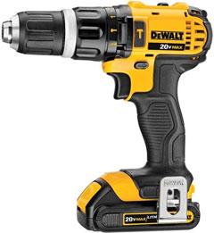 DEWALT DCD785C2 20-Volt MAX Li-Ion Compact Hammer Drill Driver Kit