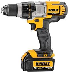 DEWALT DCD980L2 20-Volt MAX Li-Ion Premium Drill Driver Kit