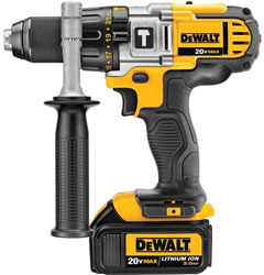 Hammer Drill Driver vs. Impact Driver, What's the Difference?
