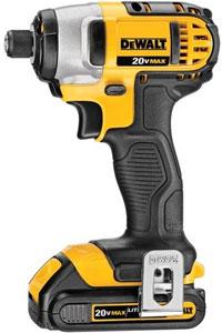 dewalt impact driver vs drill. dewalt dcf885c2 20-volt max lithium ion impact driver kit 1.5 ah dewalt vs drill d