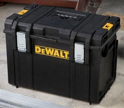 Dewalt Tough System Tool Cases And L Cart Carrier
