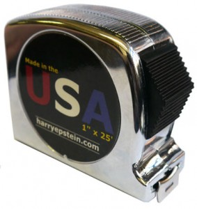 New USA Tape Measures