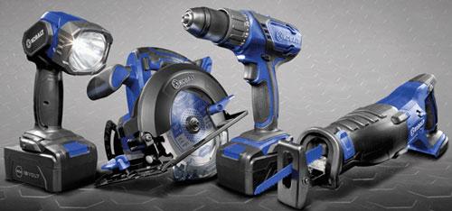 Kobalt 325916 NiCd Combo Kit