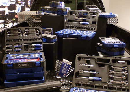 Kobalt Hand Tools Selection