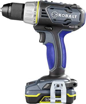 Kobalt KT200A Compact Drill Profile