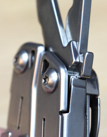 Leatherman Sidekick Multi-Tool Tool Locking Mechanism